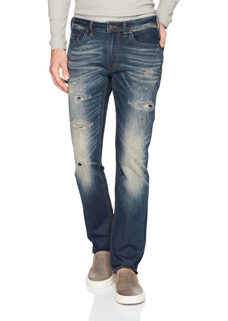 77d31a7d Buffalo David Bitton Men's Max-x Skinny Fit Tinted Wash Fashion Denim Pant