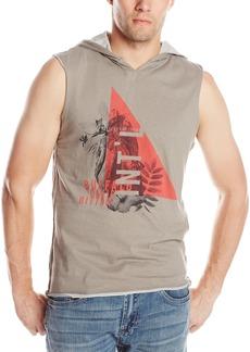 Buffalo Jeans Buffalo David Bitton Men's Nalsa Sleeveless Hooded Muscle Tank