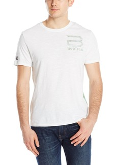 Buffalo Jeans Buffalo David Bitton Men's Niches Short Sleeve Crew Neck Fashion Tee Shirt