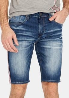 Buffalo Jeans Buffalo David Bitton Men's Parker-x Side Stripe Slim Fit Jean Shorts