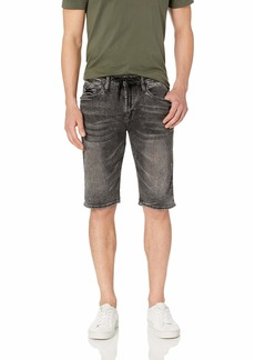 Buffalo Jeans Buffalo David Bitton Men's Parker-X Slim fit Shorts Acid wash W