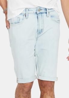 Buffalo Jeans Buffalo David Bitton Men's Parker-x Slim-Fit Stretch Denim Shorts