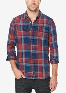Buffalo Jeans Buffalo David Bitton Men's Plaid Shirt