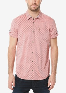 Buffalo Jeans Buffalo David Bitton Men's Printed Shirt