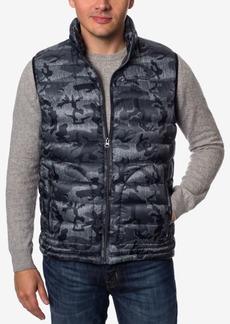 Buffalo Jeans Buffalo David Bitton Men's Quilted Dot Vest