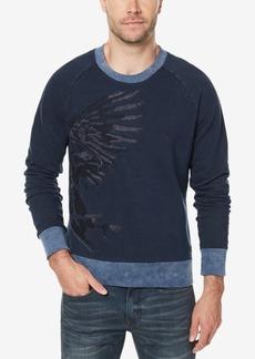 Buffalo Jeans Buffalo David Bitton Men's Raglan Colorblocked Sweater