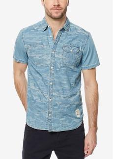 Buffalo Jeans Buffalo David Bitton Men's Sakila Camouflage Shirt