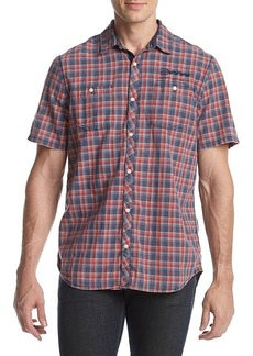 Buffalo Jeans Buffalo David Bitton Men's Santonis Short Sleeve Shirt
