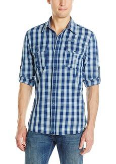 Buffalo Jeans Buffalo David Bitton Men's Savoy Long Sleeve Woven Shirt