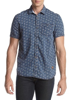 Buffalo Jeans Buffalo David Bitton Men's Short Sleeve Casual Shirt