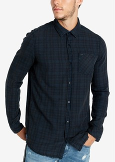 Buffalo Jeans Buffalo David Bitton Mens Siact Plaid Shirt