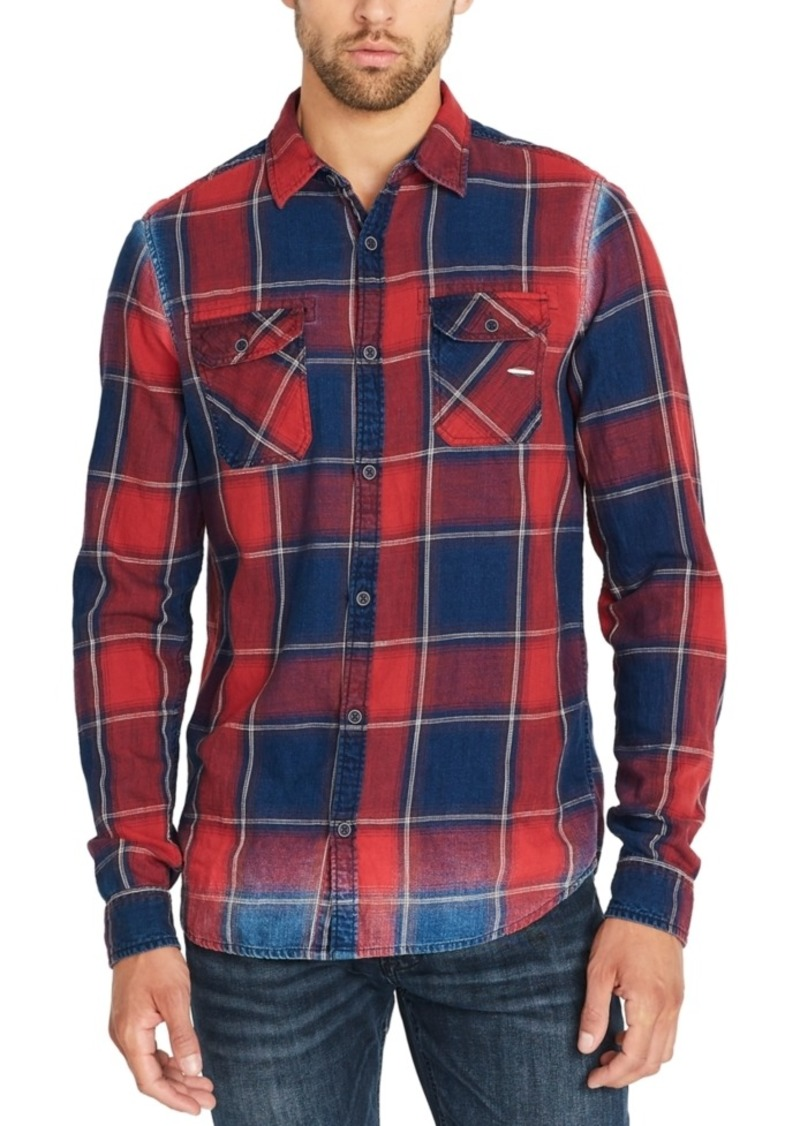 Buffalo Jeans Buffalo David Bitton Men's Sidope Shirt