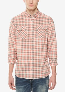 Buffalo Jeans Buffalo David Bitton Men's Siduv Check-Print Shirt