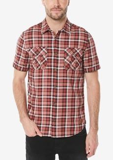 Buffalo Jeans Buffalo David Bitton Men's Sijoul-x Plaid Shirt