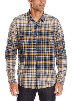 Buffalo Jeans Buffalo David Bitton Men's Silam Long Sleeve Fashion Woven Shirt