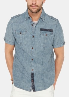 Buffalo Jeans Buffalo David Bitton Men's Sitoap Shirt