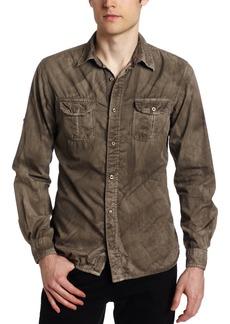 Buffalo Jeans Buffalo David Bitton Men's Siwast Woven Shirt