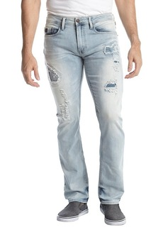 Buffalo Jeans Buffalo David Bitton Men's SIX Rip and Repair Jeans