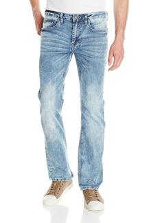 Buffalo Jeans Buffalo David Bitton Men's Six Slim Fit Jean In Mercury  31x32