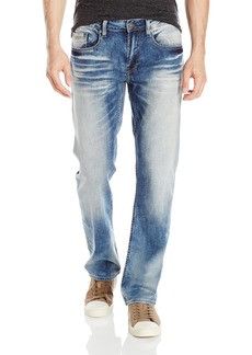 Buffalo Jeans Buffalo David Bitton Men's Six Slim Staright Leg Jean  32x32