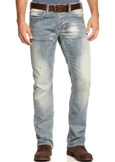 Buffalo Jeans Buffalo David Bitton Men's Six Slim Straight Fit Jeans