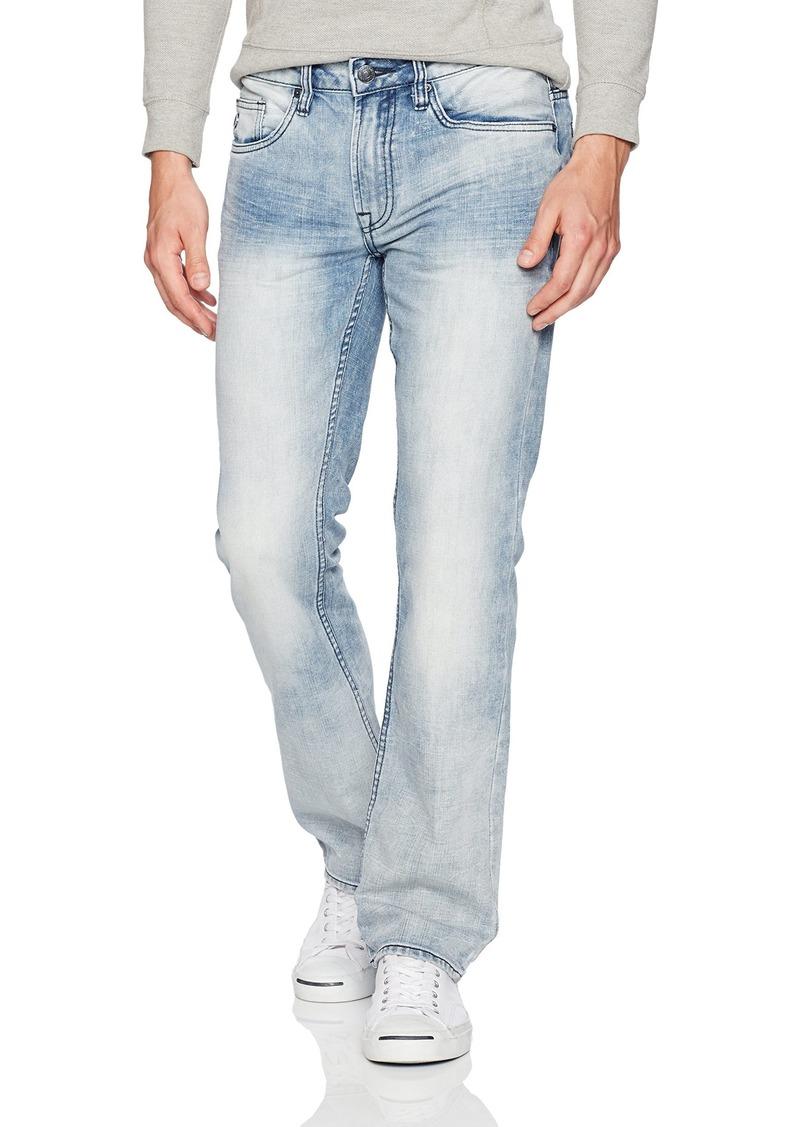 983cdbf7 Buffalo Jeans Buffalo David Bitton Men's Six Slim Straight Leg Fashion  Denim Jean in 30 Inseam