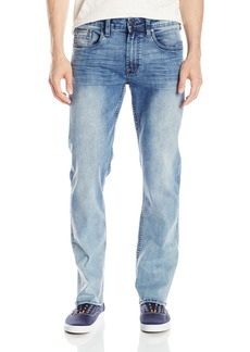 Buffalo Jeans Buffalo David Bitton Men's Six Slim Straight Leg Jean  30x32