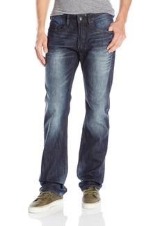 Buffalo Jeans Buffalo David Bitton Men's Six Slim Straight Leg Jean  33Wx30L