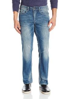 Buffalo Jeans Buffalo David Bitton Men's Six Slim Straight Leg Jean  33x32