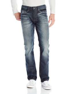 Buffalo Jeans Buffalo David Bitton Men's Six Slim Straight Leg Jean  30x34