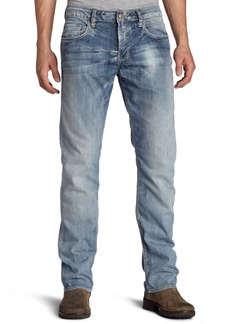 Buffalo Jeans Buffalo David Bitton Men's Six Slim Straight Leg Jean34x32