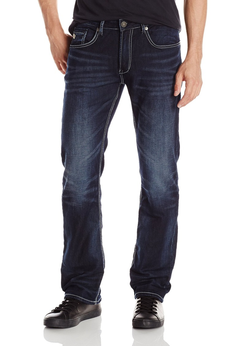 Buffalo Jeans Buffalo David Bitton Men's Six Slim Straight-Leg Jean in  30X32
