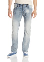 Buffalo Jeans Buffalo David Bitton Men's Six Slim Straight-Leg Jean In  Stretch Denim