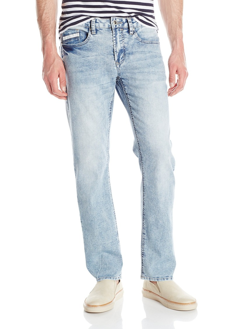 buffalo jeans buffalo david bitton men 39 s six slim straight leg jean in ventura 30x32 jeans. Black Bedroom Furniture Sets. Home Design Ideas