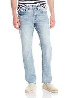 Buffalo Jeans Buffalo David Bitton Men's Six Slim Straight Leg Jean in Ventura  34x32