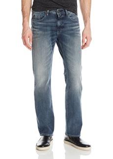 Buffalo Jeans Buffalo David Bitton Men's Six Slim Straight Leg Jean Wash