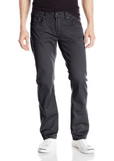 Buffalo Jeans Buffalo David Bitton Men's Six Slim Straight Leg Torpedo Twill Pant  32x32