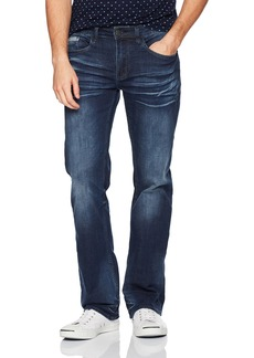 Buffalo Jeans Buffalo David Bitton Men's Six-x Slim Straight Fit Stretch Fashion Denim Pant  36 x 34
