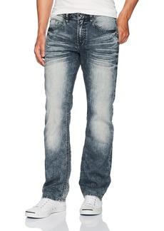 Buffalo Jeans Buffalo David Bitton Men's Six-x Straight Fit Denim Pant  32x34
