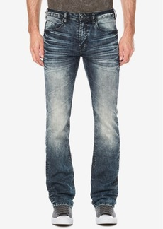 Buffalo Jeans Buffalo David Bitton Men's Six-x Straight Fit Stretch Jeans