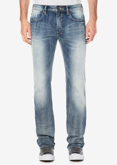 Buffalo Jeans Buffalo David Bitton Men's Six-x Straight-Fit Stretch Jeans