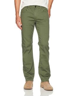 Buffalo Jeans Buffalo David Bitton Men's Six-x Straight Fit Twill Denim Pant  29x30