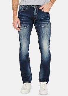 Buffalo Jeans Buffalo David Bitton Men's Slim-Fit Ash-x Washed & Blasted Jeans