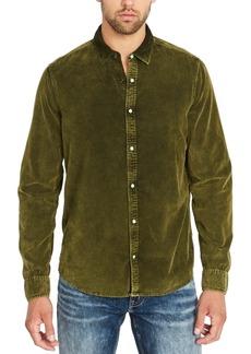 Buffalo Jeans Buffalo David Bitton Men's Snap-Front Denim Shirt