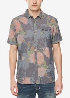 Buffalo Jeans Buffalo David Bitton Men's Sofre Printed Shirt