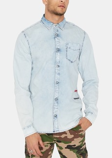 Buffalo Jeans Buffalo David Bitton Men's Somtev Shirt