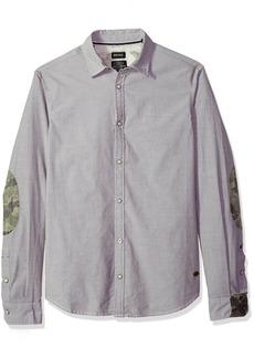 Buffalo Jeans Buffalo David Bitton Men's Sopras Long Sleeve Button Down Shirt