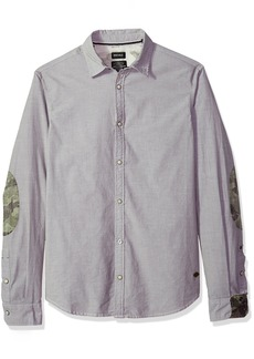Buffalo Jeans Buffalo David Bitton Men's Sopras Long Sleeve Button Down Shirt