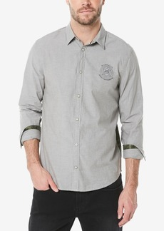 Buffalo Jeans Buffalo David Bitton Men's Sopras Woven Shirt