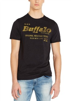 Buffalo Jeans Buffalo David Bitton Men's Tafea Logo T-Shirt